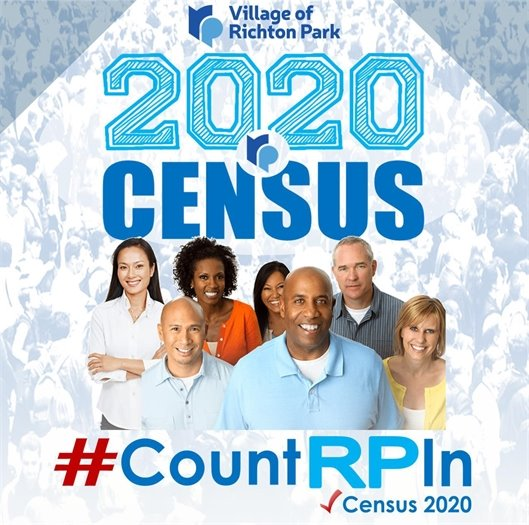 Richton Park Census2020
