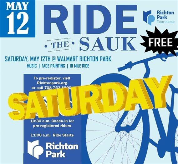 Ride the Sauk 2018 Saturday