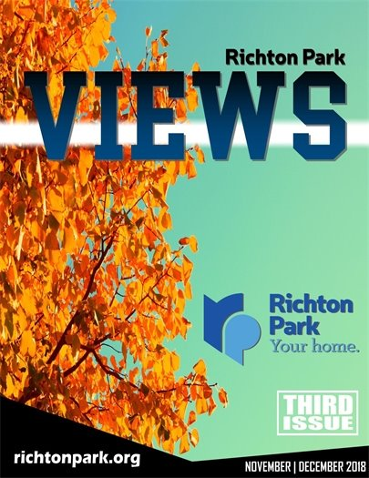 "Richton Park ""Views"" Magazine 