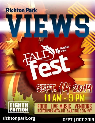 Richton Park VIEWS Sept/Oct 2019