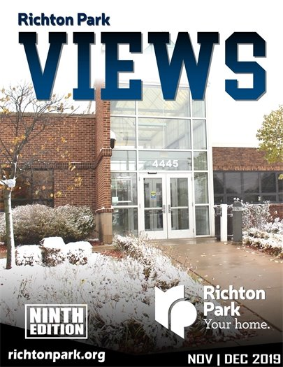 Richton Park VIEWS Nov/Dec 2019