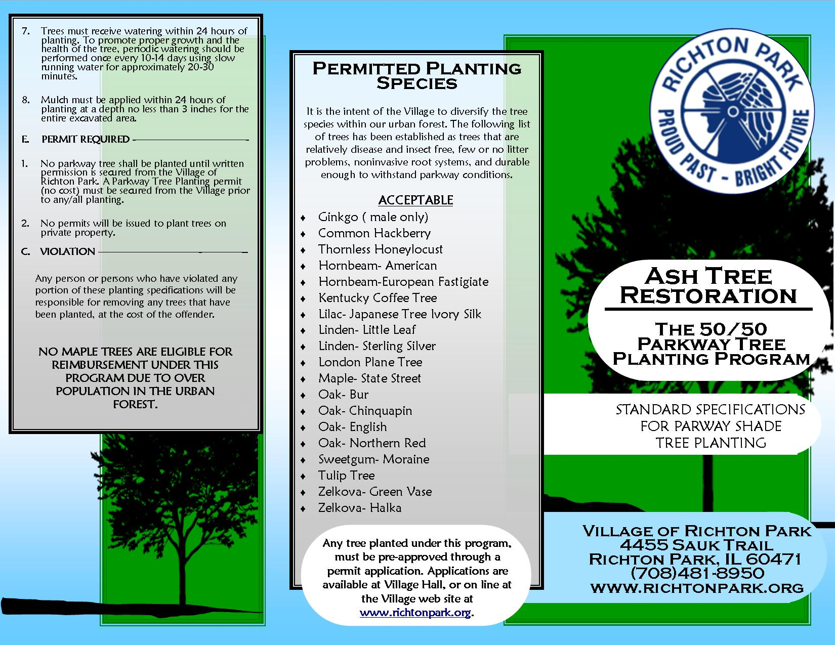 5050 Parkway Tree Planting Program BROCHURE pg 1.jpg