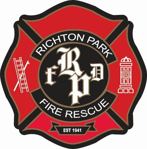 Richton Park Fire Rescue Logo