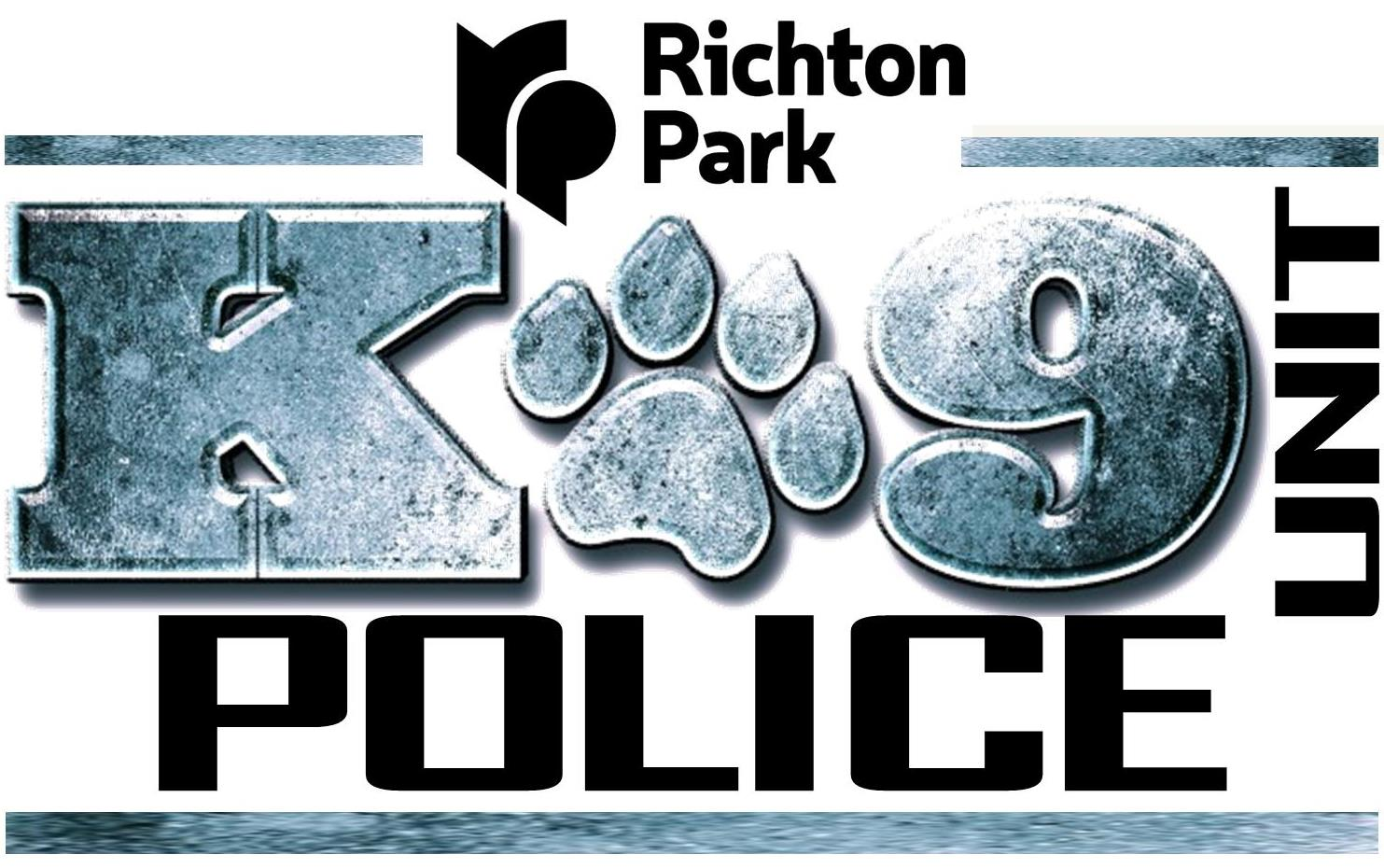 Richton Park K-9 Unit Logo