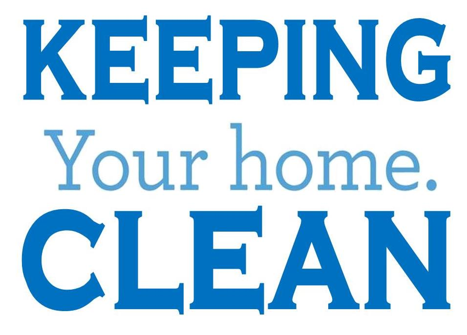 CleanUp Day 2017 Keeping Your Home Clean