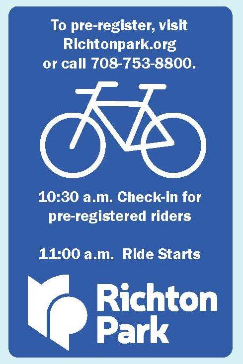 Bike Ride Register Pic