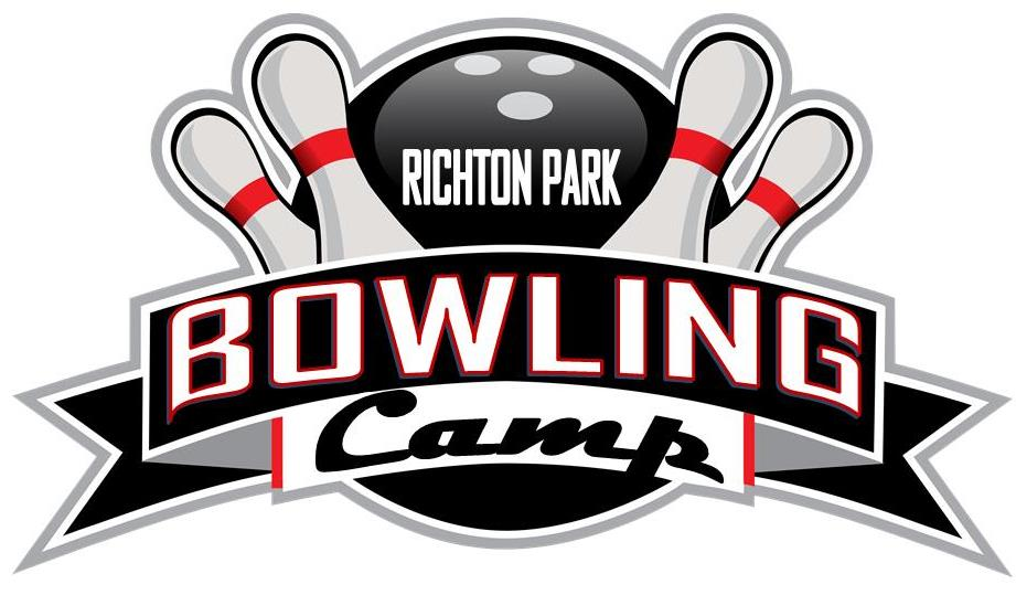 Bowling Camp Logo