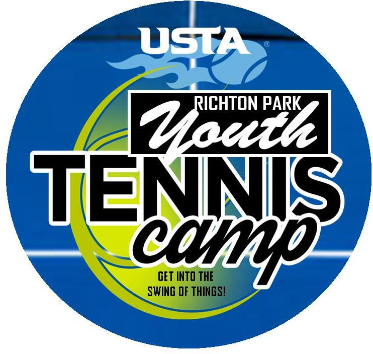 Tennis Camp logo