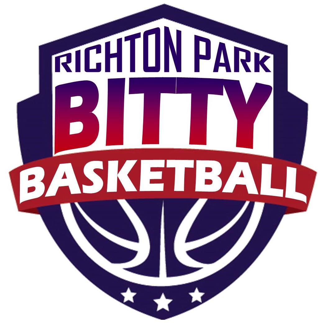 Bitty Basketball New Logo