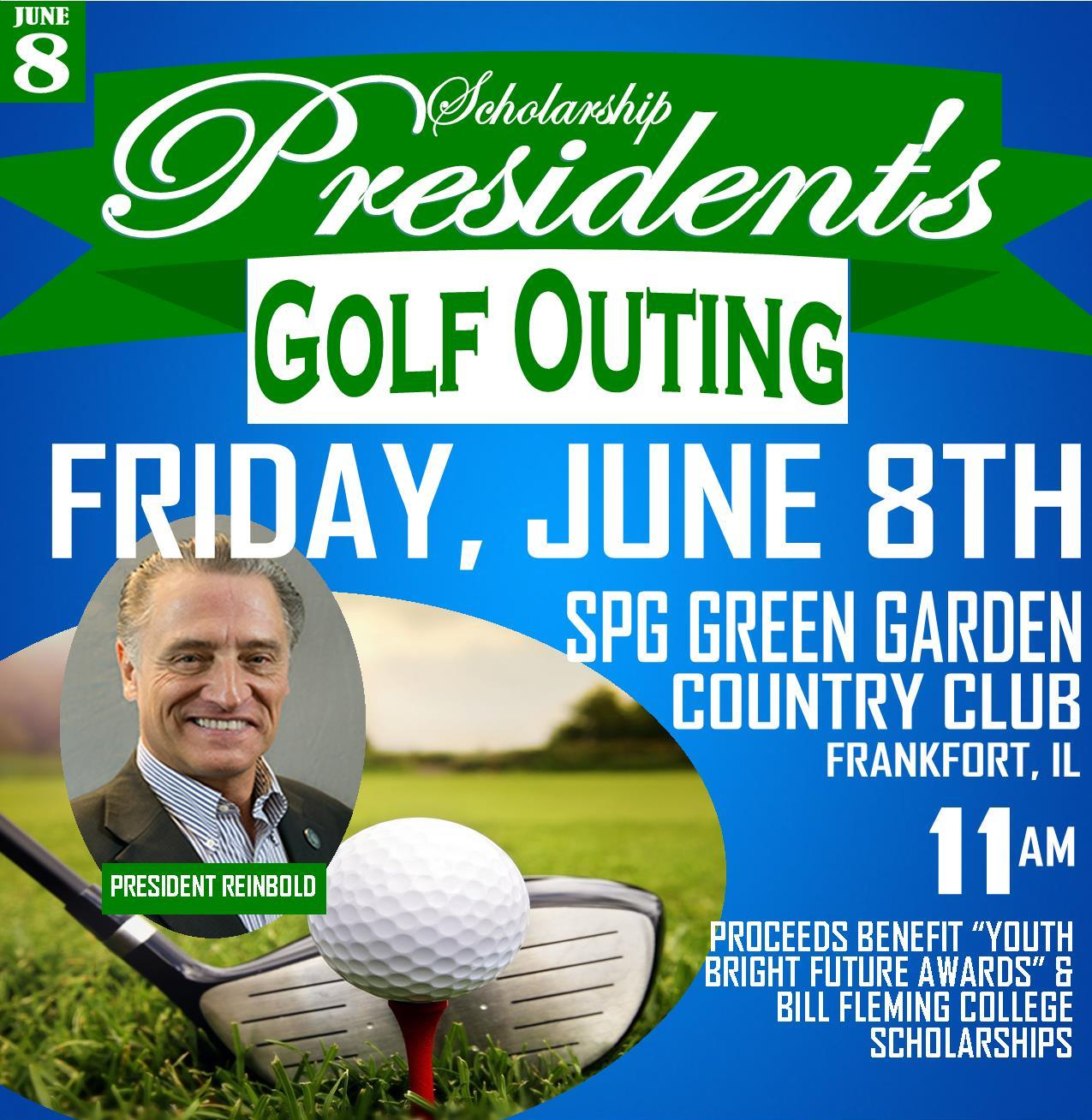 2018 Presidents Scholarship Golf Outing - SQ