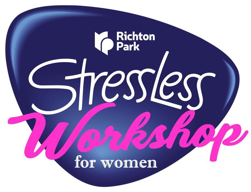 StressLess Workshop WOMEN - Logo