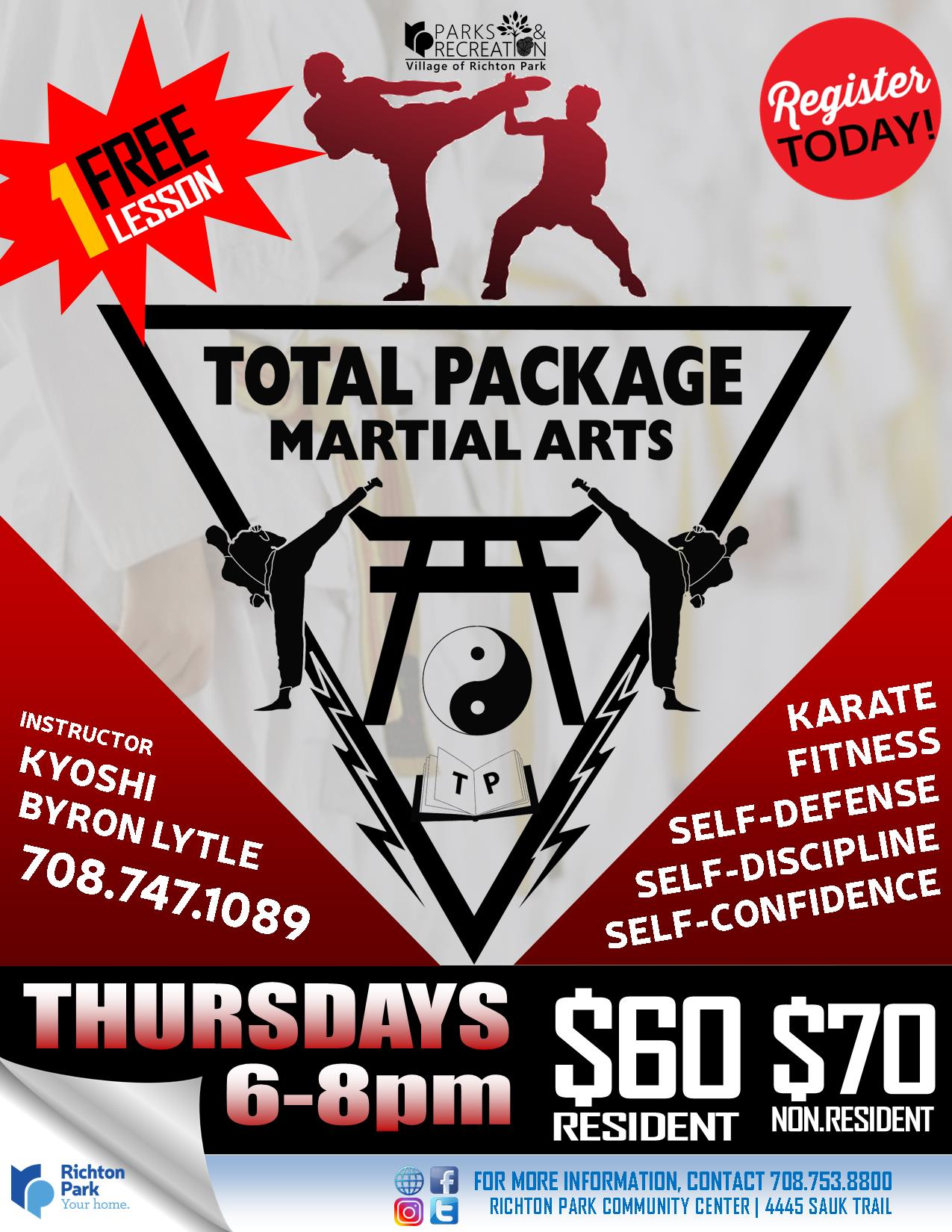 TotalPackage Martial Arts 5.2018