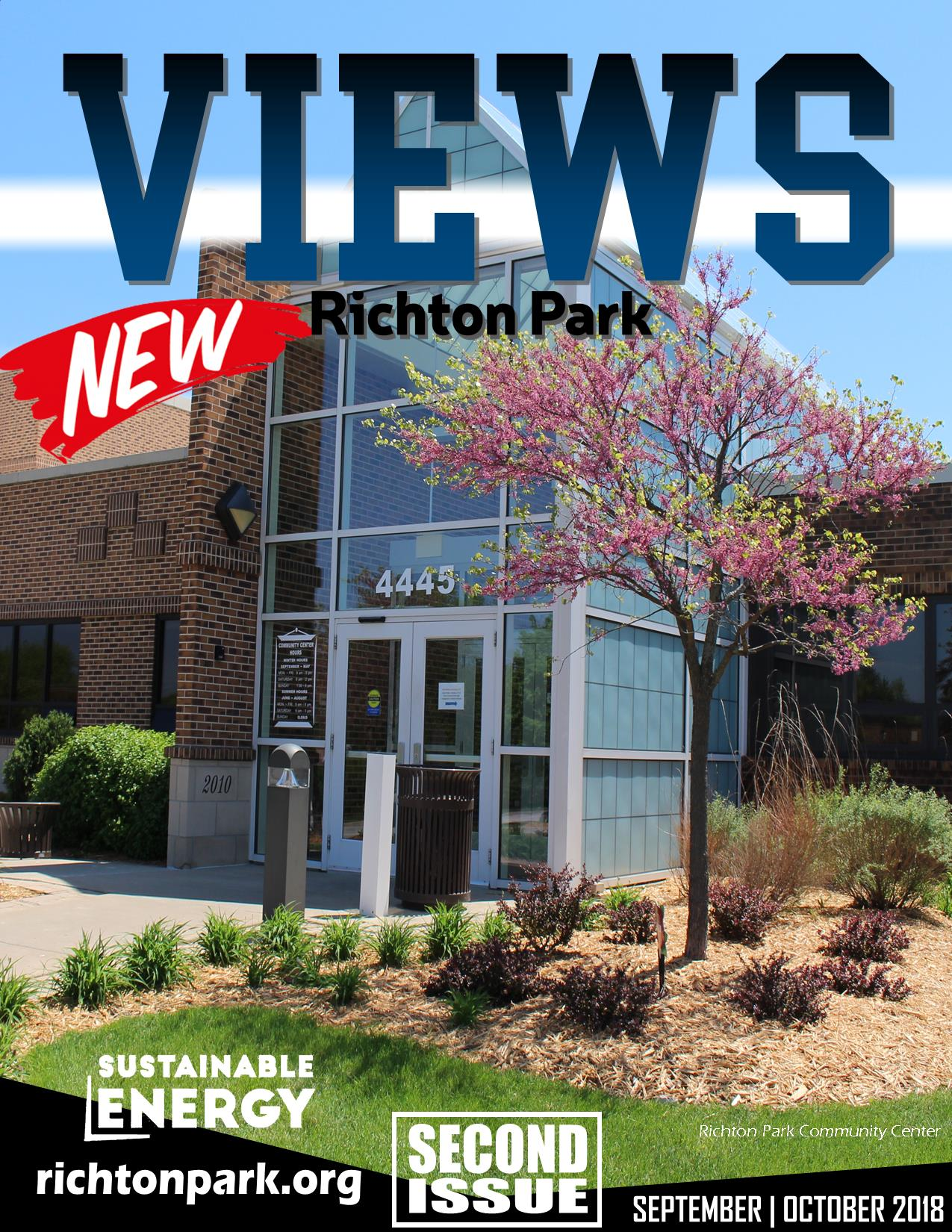 Richton Park Views - Second Issue Cover