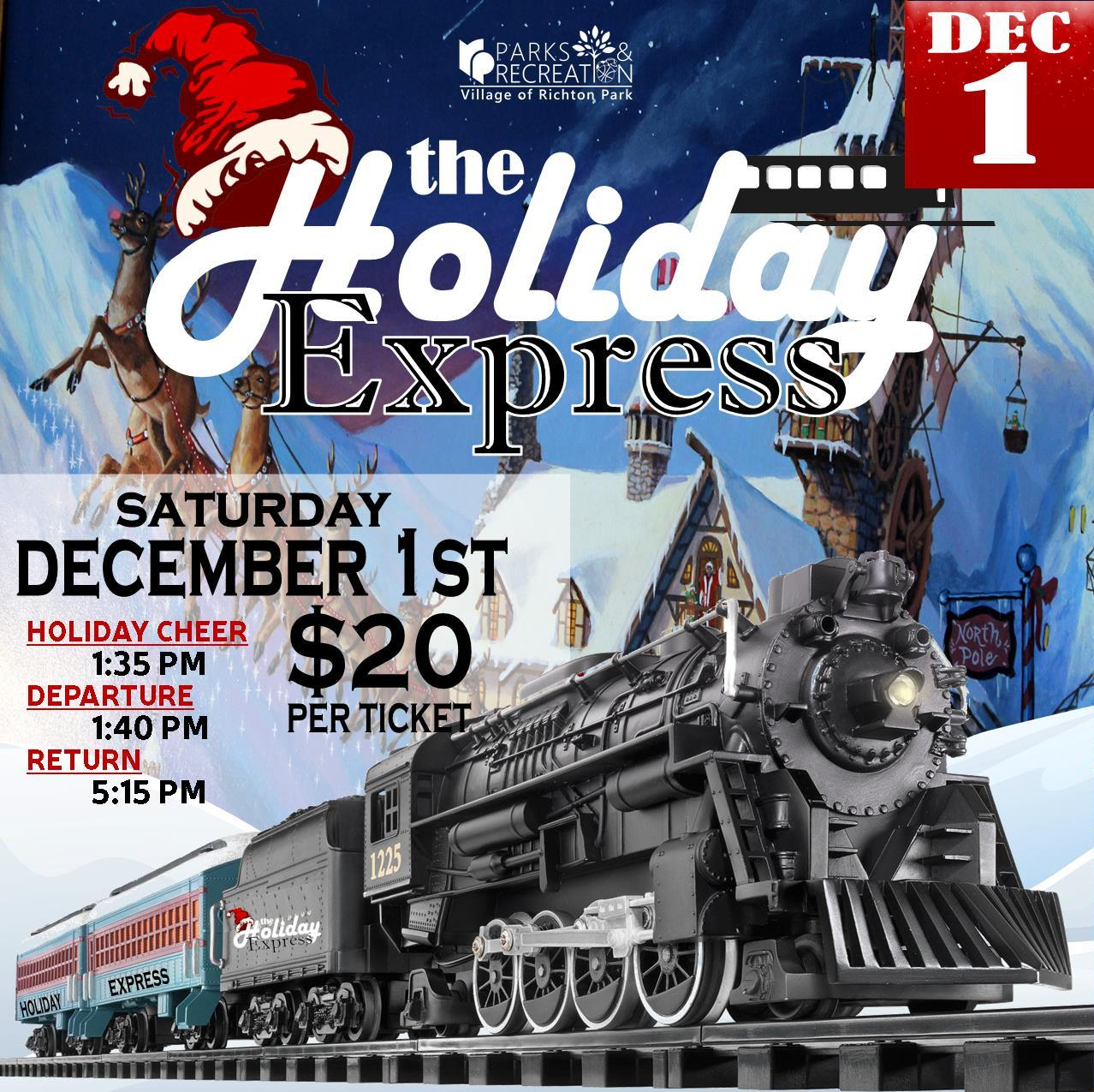 Holiday Express 2018 sq
