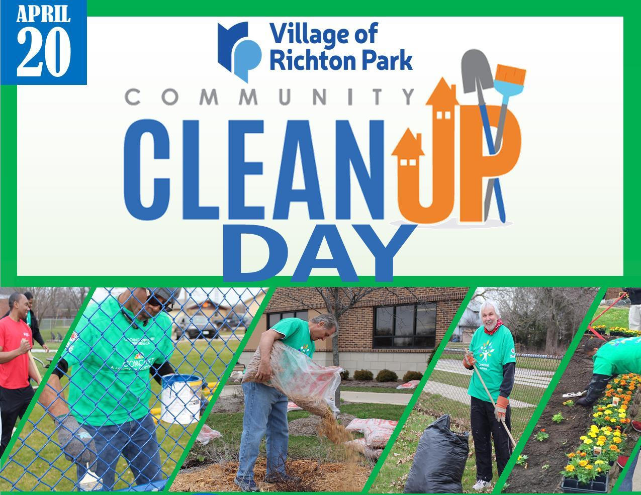Village CleanUp Day 2019 - 1...