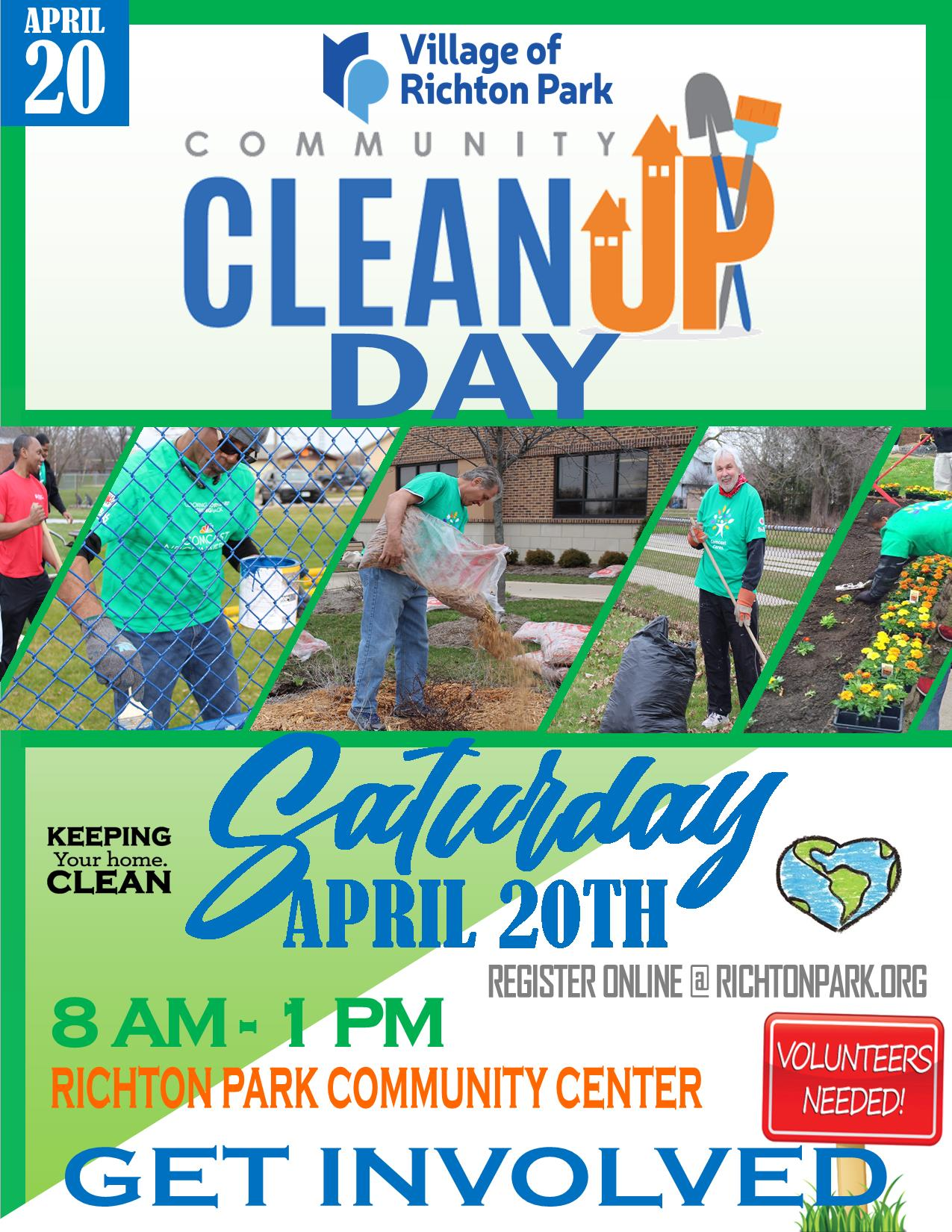 Village CleanUp Day 2019 - 1