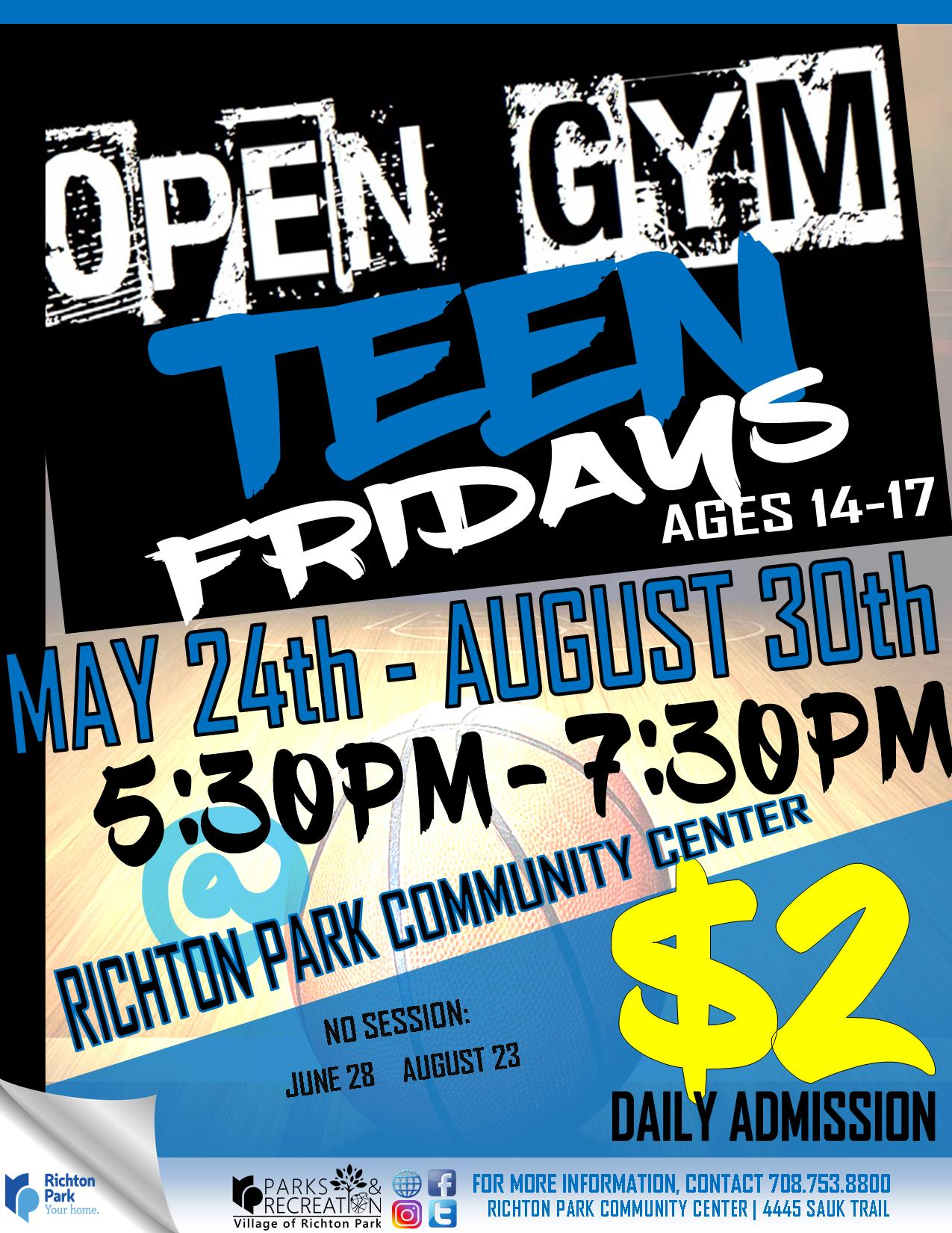 Open Gym - Summer Teens 19