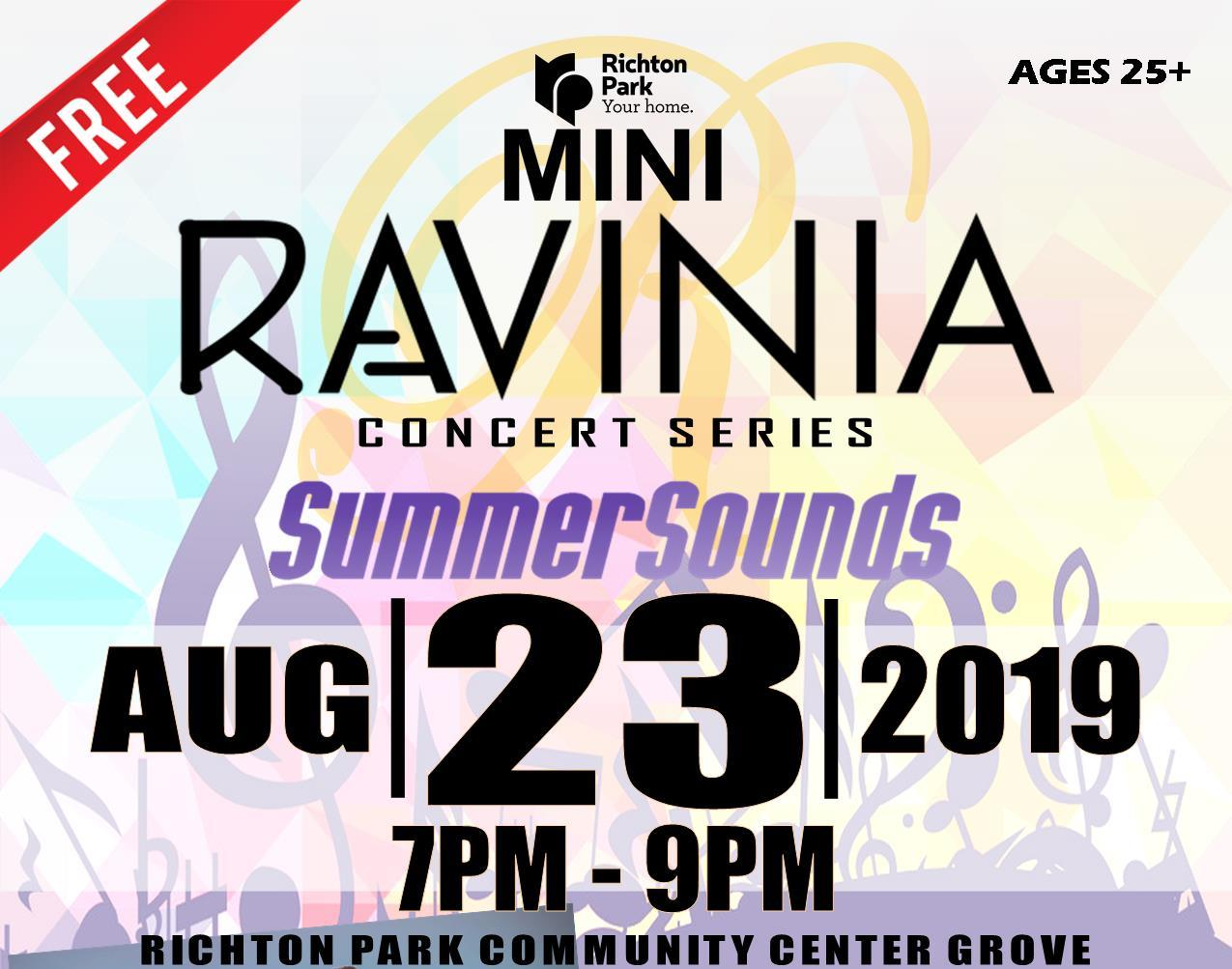 Mini Ravinia Summer 2019 sq