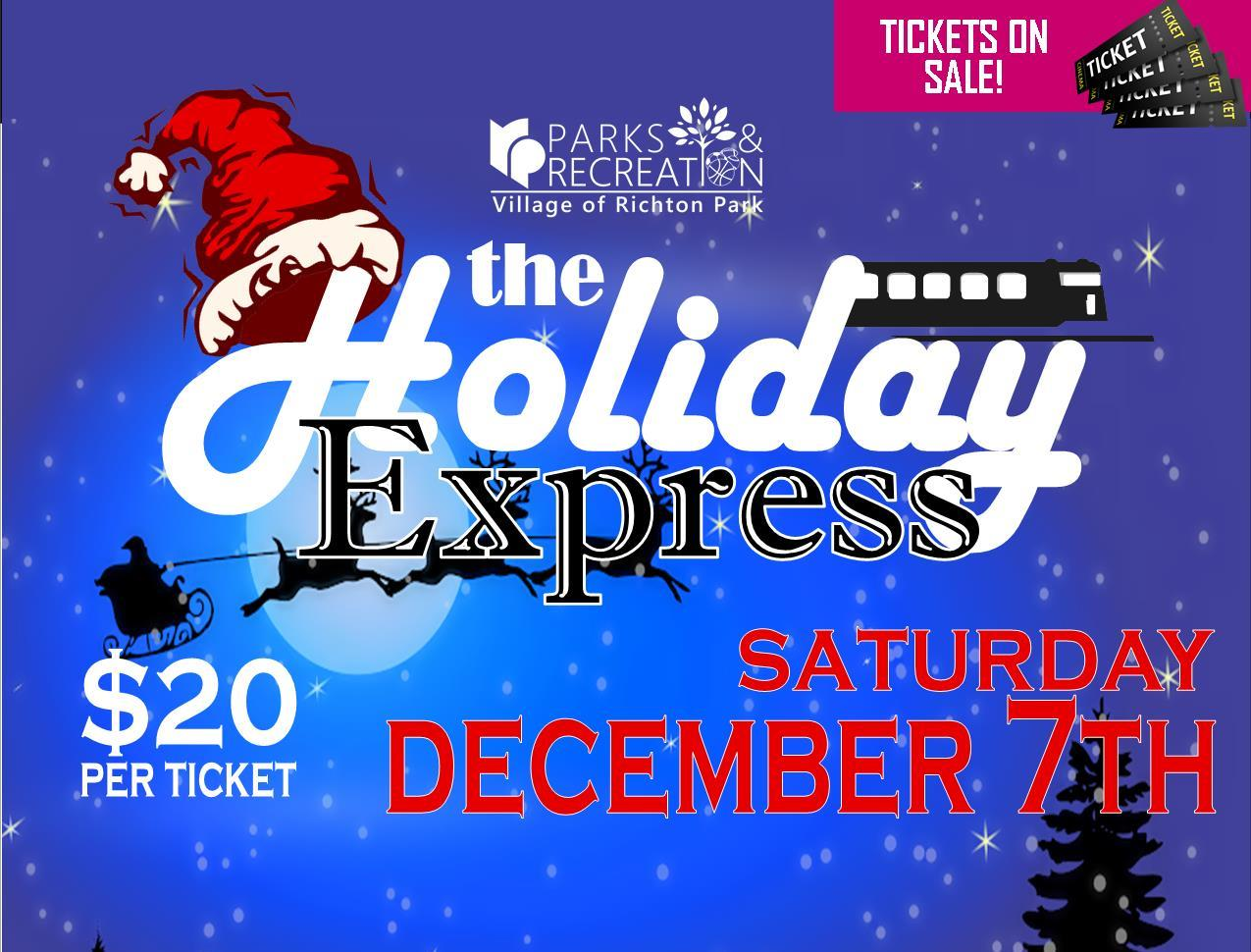 Holiday Express 2019 sq
