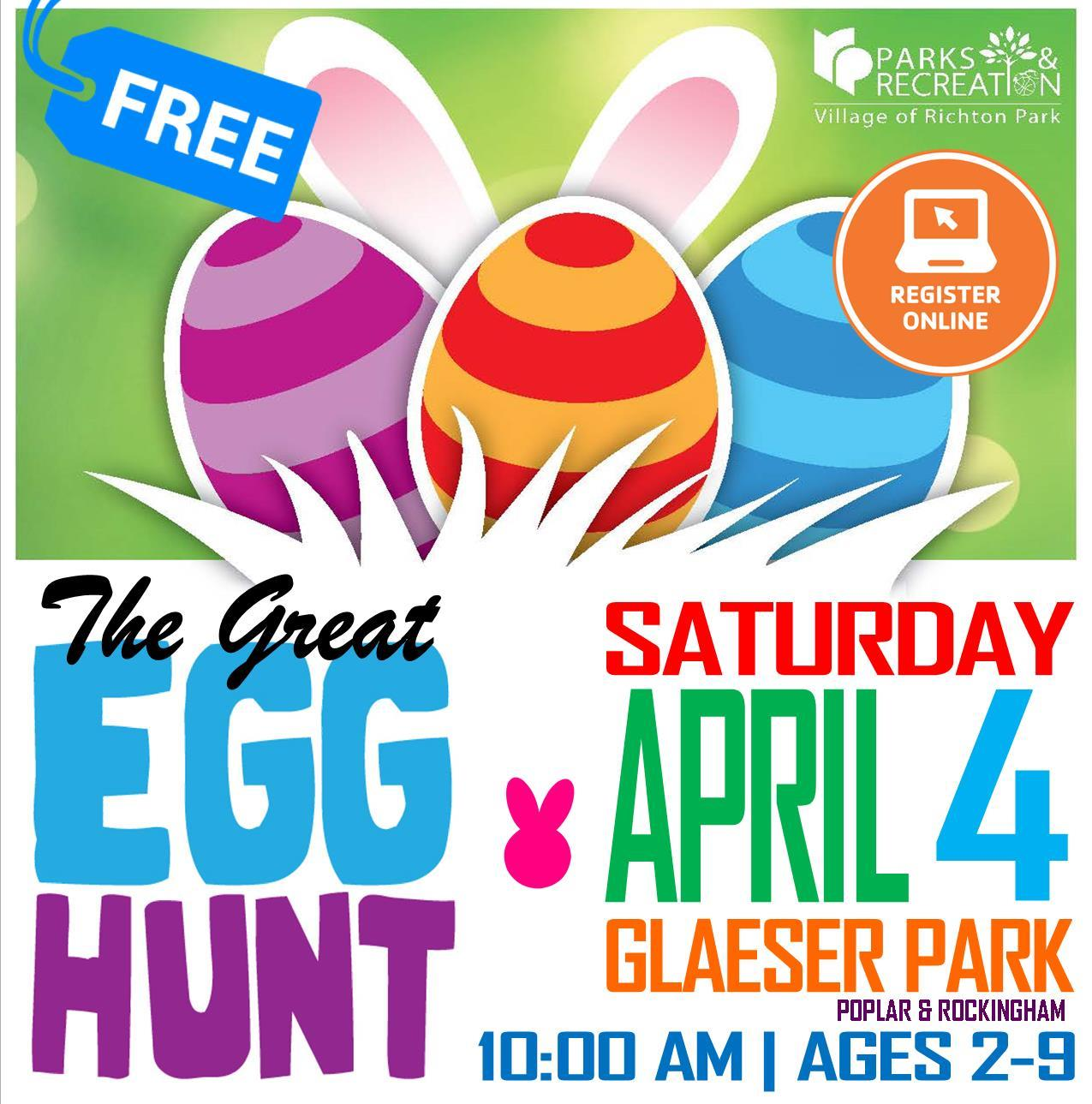 Egg Hunt 2020 sq