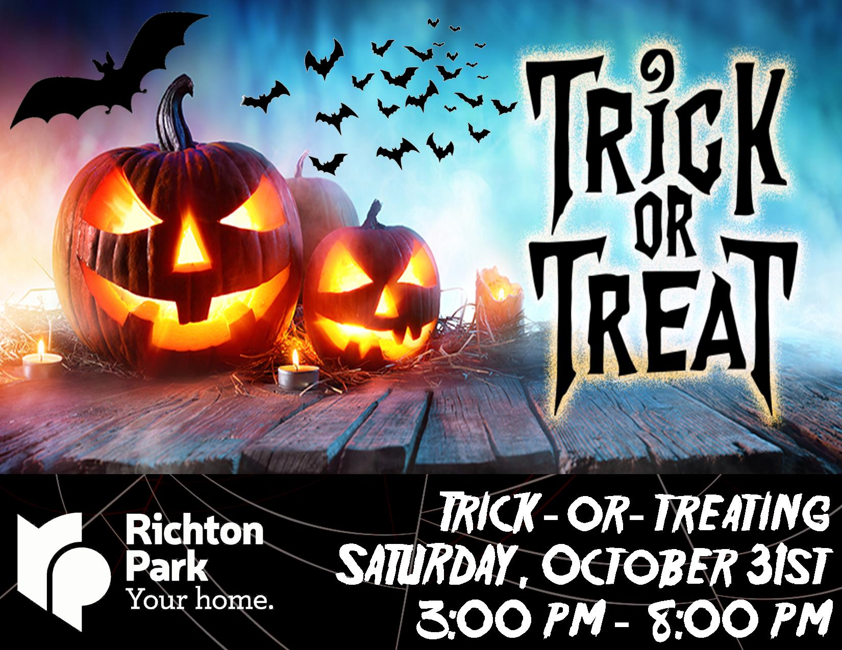 TrickOrTreating night FB 2020