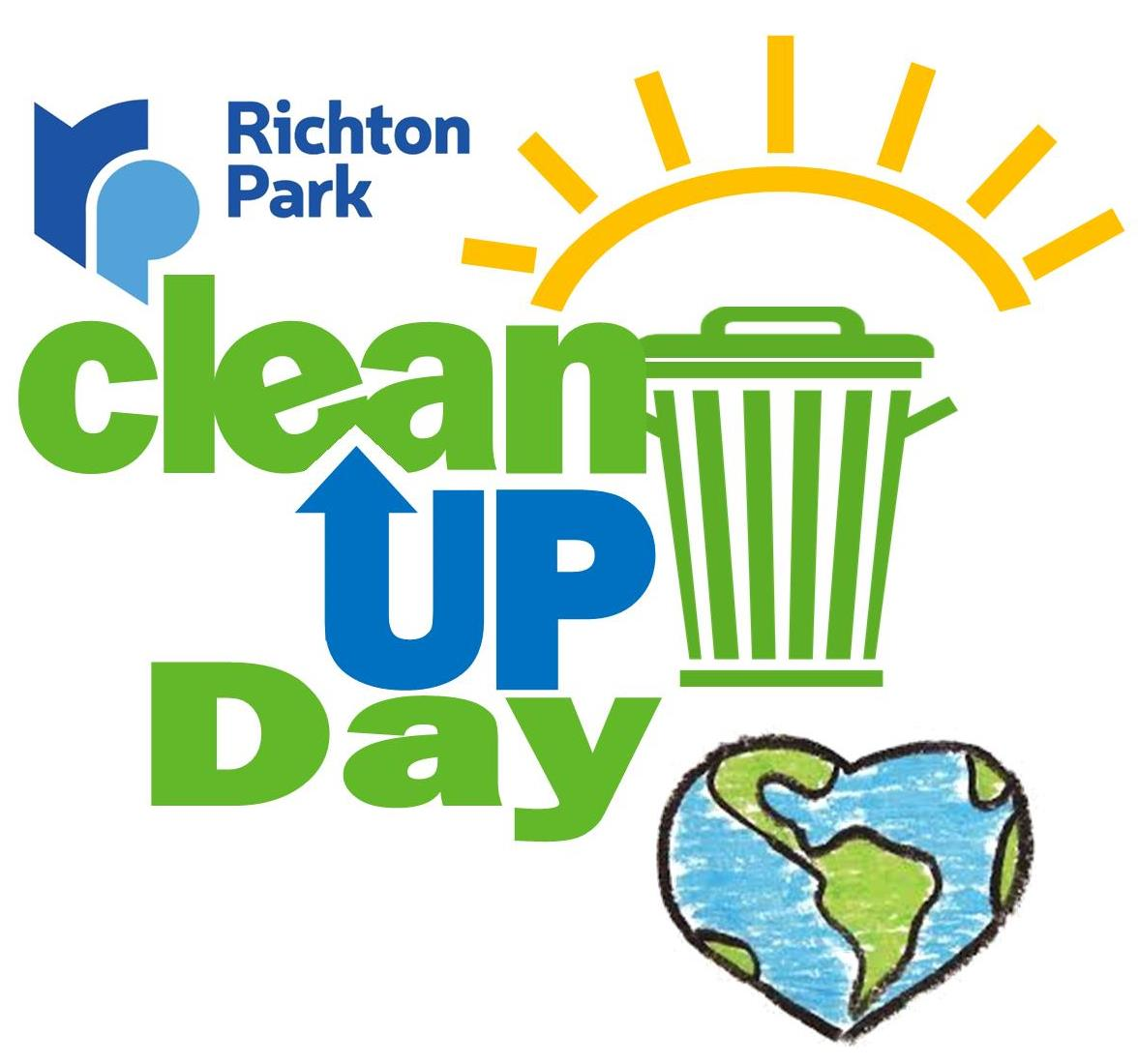 CleanUp Day Logo